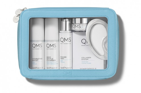 QMS MEDICOSMETICS INTRODUCEERT PERMANENTE REIS COLLECTIES